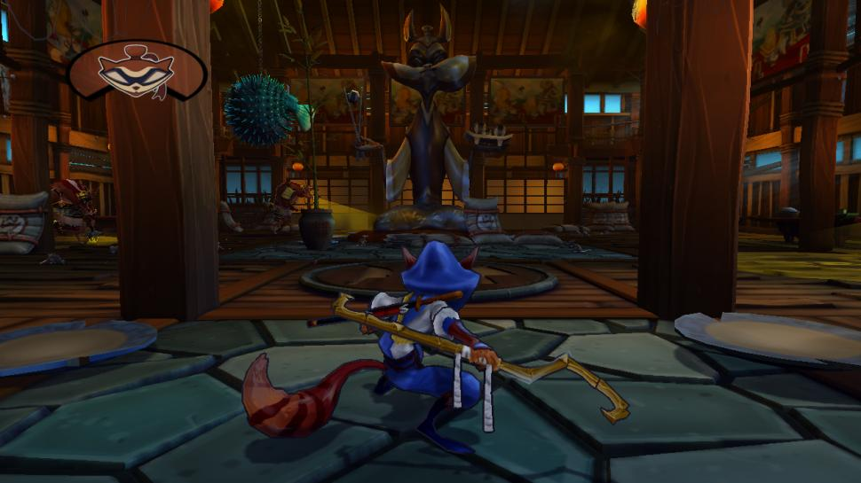 Sly Cooper: Thieves in Time bietet den Käufern ein Augmented Reality-Feature an. (1)
