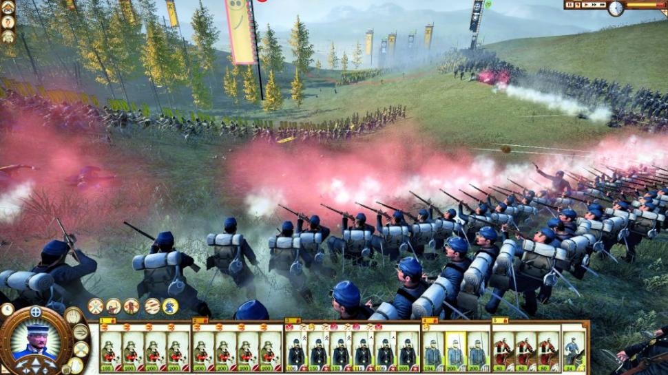Platz 20: Total War - Shogun 2: Fall of the Samurai