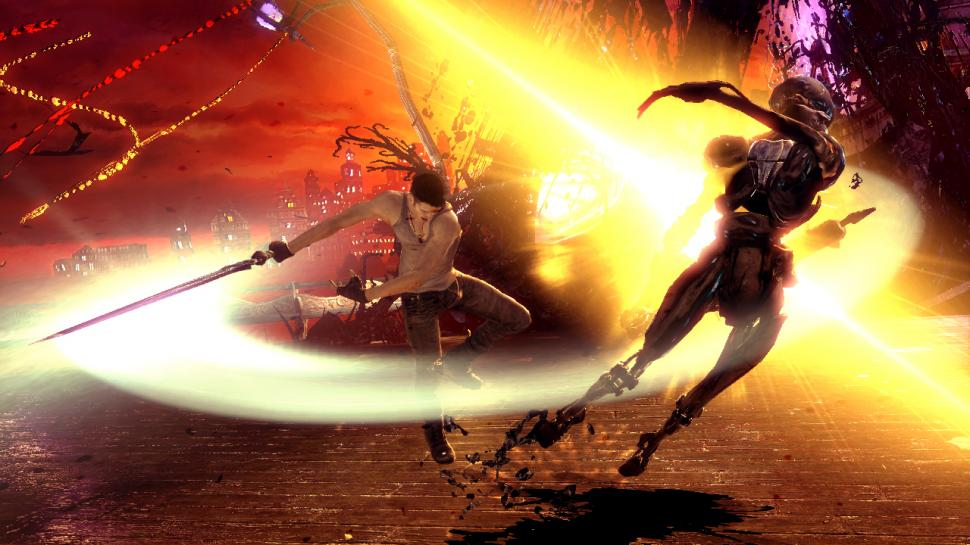 DMC Devil May Cry - Screenshots zu neuen Action-Game (1)