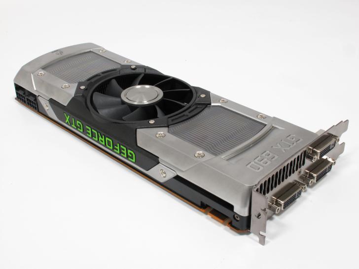 Geforce GTX 690 im Test: Dual-Kepler-Power auf einer ...