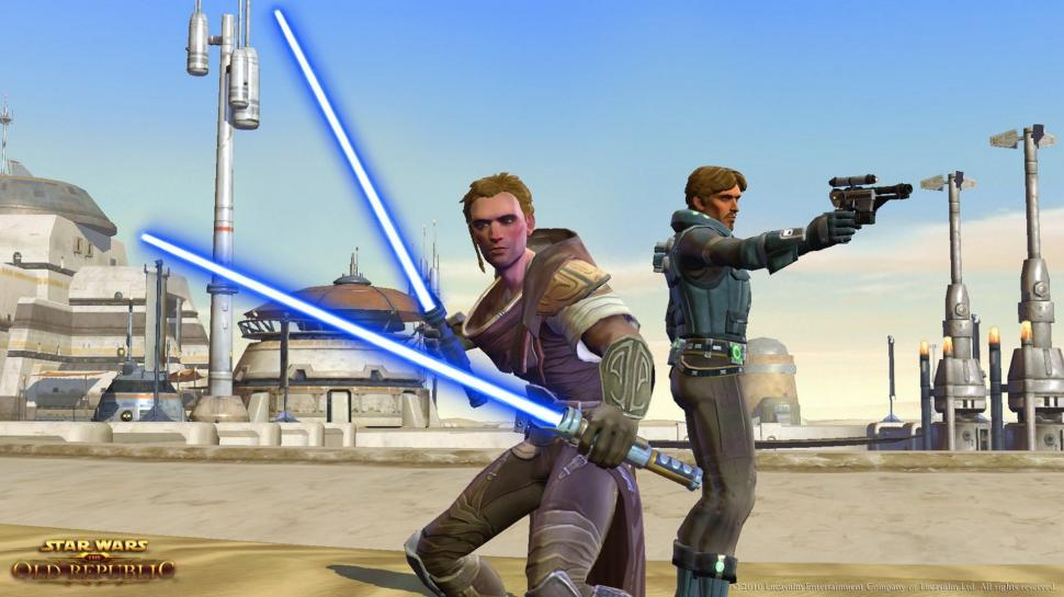 Platz 20: Star Wars: The Old Republic