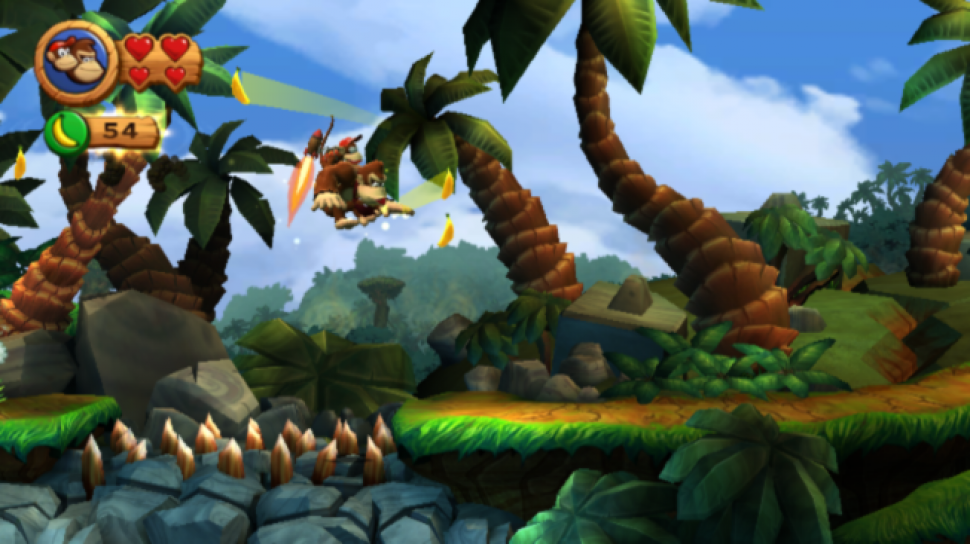 Donkey Kong Country: Tropical Freeze - Screenshots aus dem Wii U-Spiel (1)