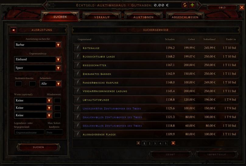 Diablo 3: Patch 1 0 8 führte zu Gold-Exploits auf US-Servern - Kein