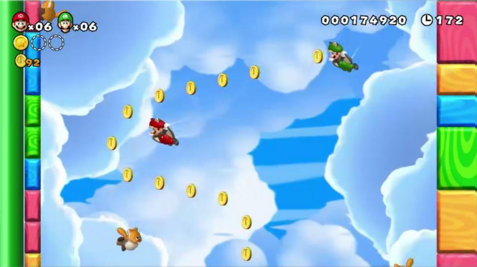 New Super Mario Bros. U im Test für Wii U - Der Einsatz des ...