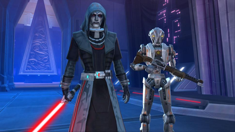 Star Wars: The Old Republic - Screenshots aus dem MMO von Bioware