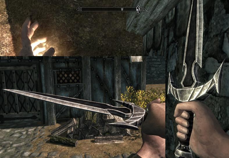 Skyrim Weapon Mods Xbox One