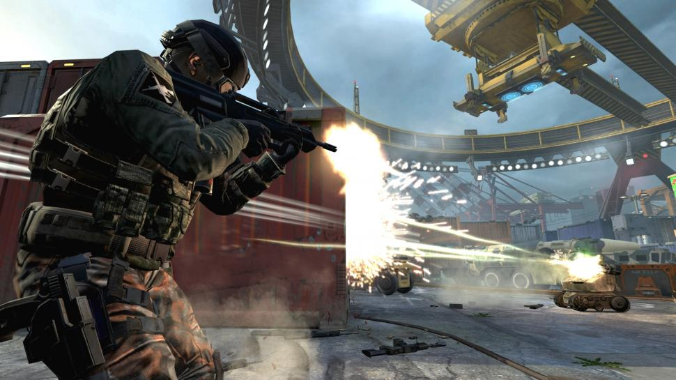 Bilder aus Call of Duty: Black Ops 2 von Activision. (1)