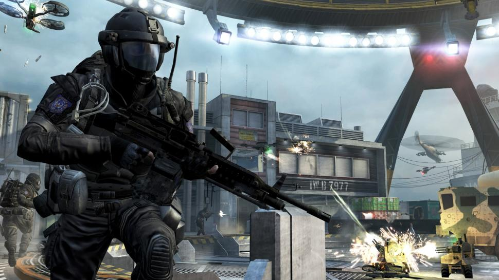 1. Call of Duty: Black Ops 2