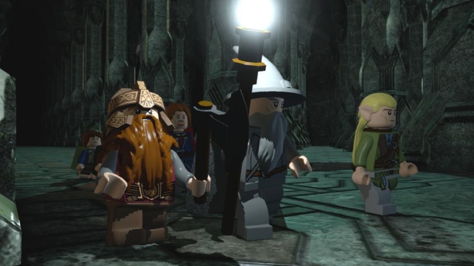 10. LEGO: The Lord of the Rings