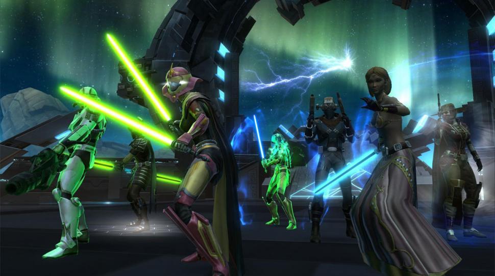 SWTOR: gamescom-Trailer zeigt künftige Inhalte des Star
