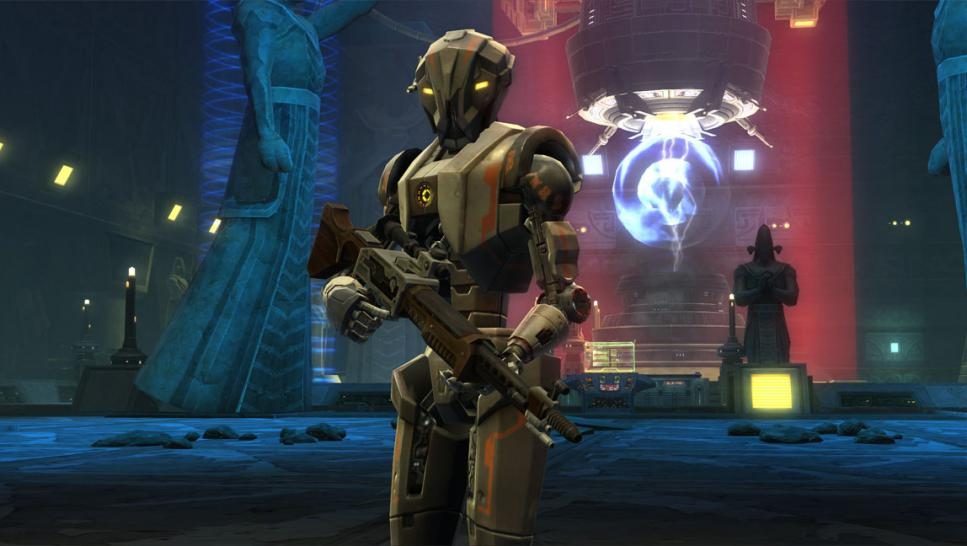 Star Wars: The Old Republic ist ein neues Vorschau-Video zur Free-2-Play-Modus erschienen. (1)