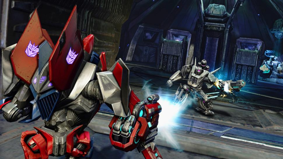 Transformers: Fall of Cybertron  (1)