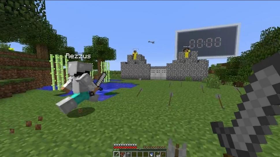 Minecraft Spielen Deutsch Minecraft Spieler Fallen Bild - Minecraft spieler fallen