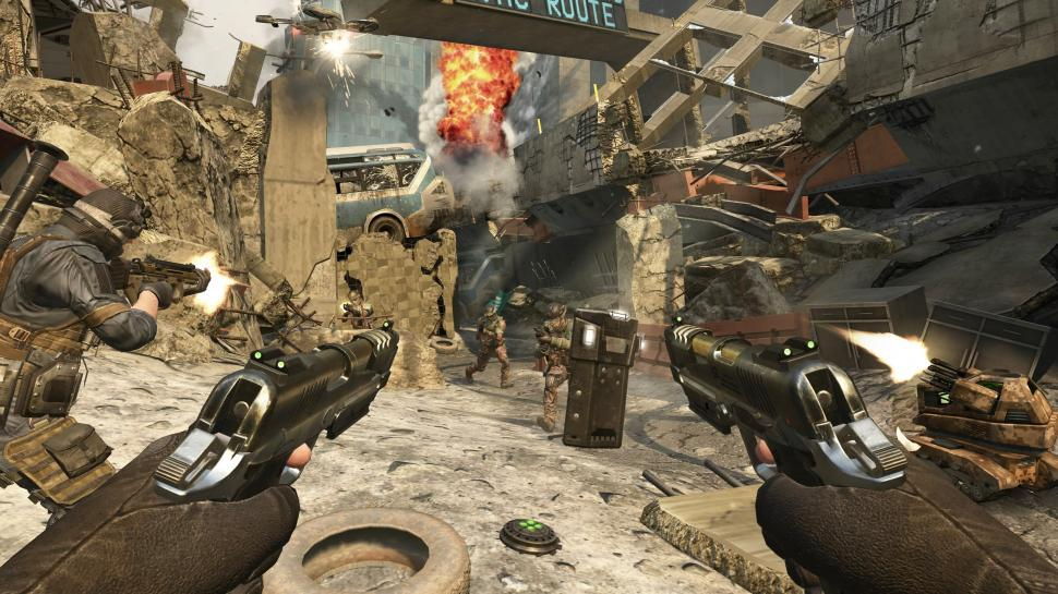 Call of Duty: Black Ops 2 - Nuketown Zombies-Map ab sofort für PC Zombies Black Ops Maps on
