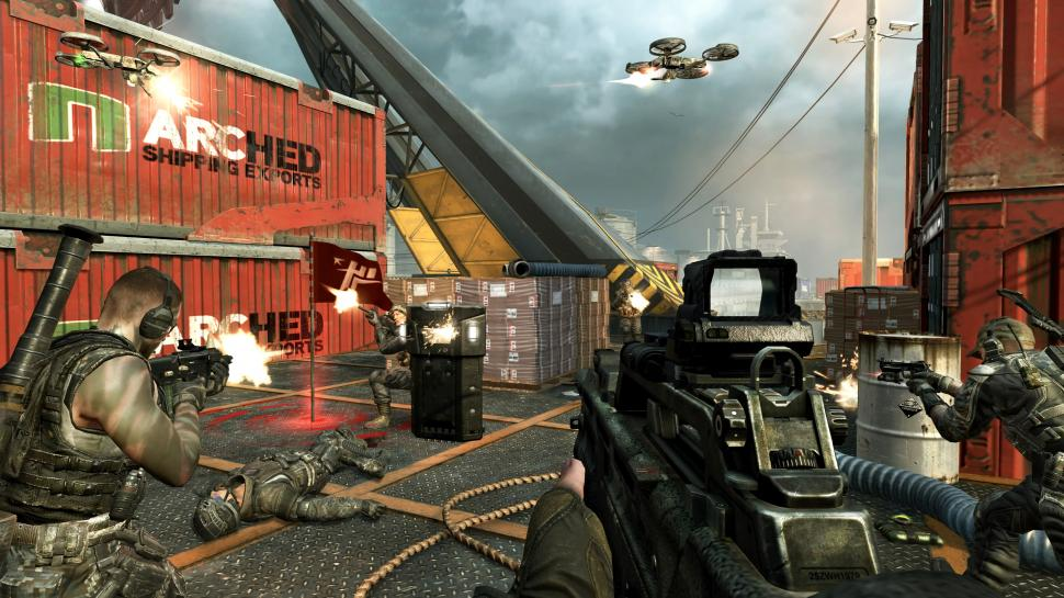 Call of Duty: Black Ops 2 (1)
