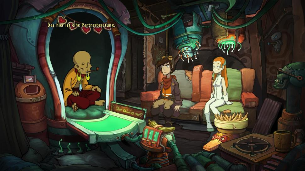 Chaos auf Deponia  (1)