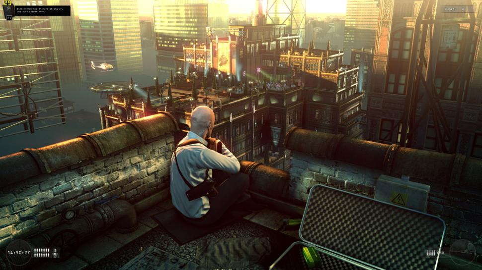 Platz 19: Hitman: Absolution