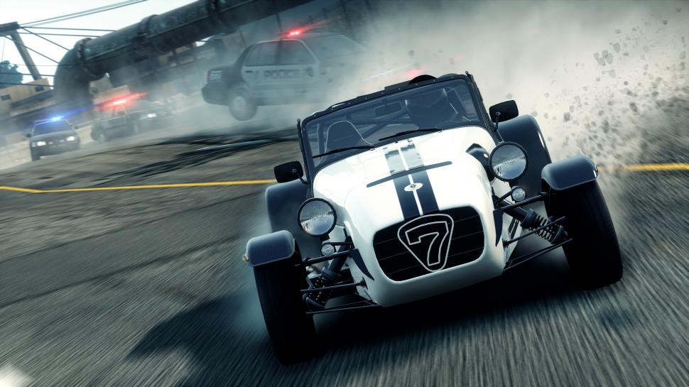 Das sind direkt neue Screenshots zu Need for Speed: Most Wanted. (1)