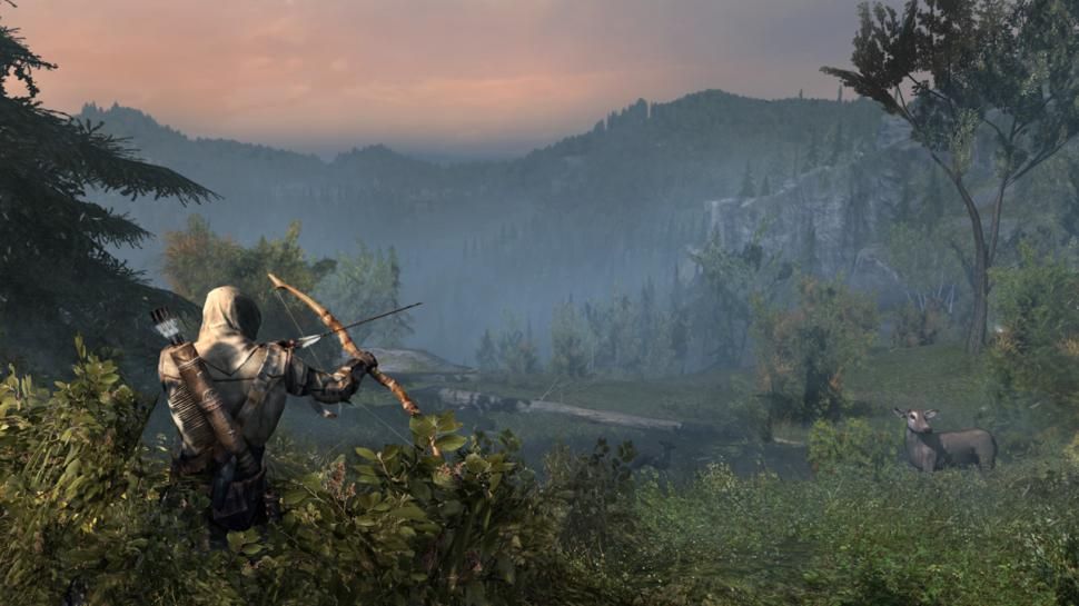 Assassin's Creed 3 - Gamescom-Trailer zeigt Power der Anvil Next-Engine (2)
