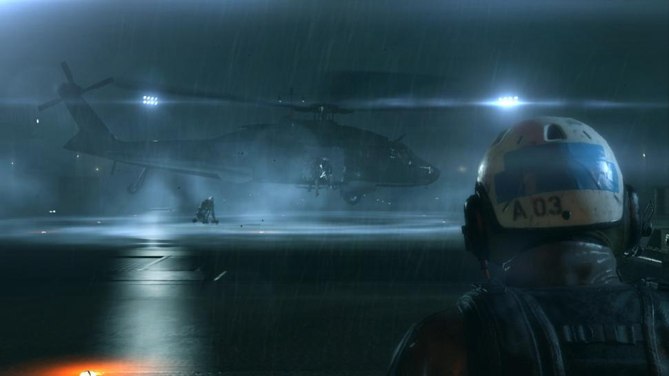 Metal Gear Solid: Ground Zeroes  (1)
