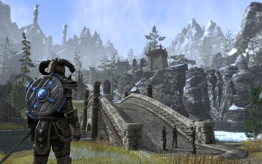 The Elder Scrolls Online startet bald in die Beta. (1)