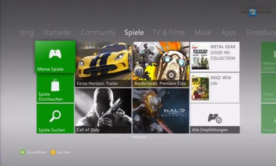 how to update games on xbox 360 without xbox live