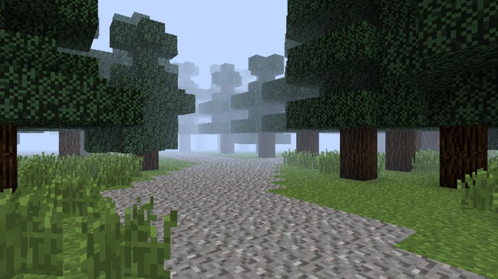 Minecraft Karte Machen.Minecraft Meets Slender Horror Map Slender Forest Ab Sofort Als