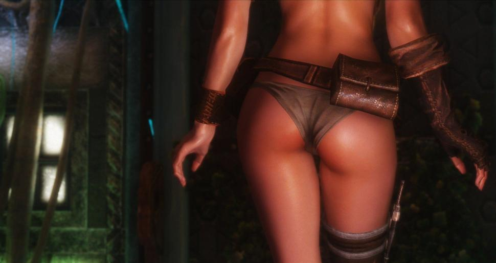 "Skyrim Mods: Neue Modding-Screenshots zu The Elder Scrolls 5 von ""Gionight"". (1)"