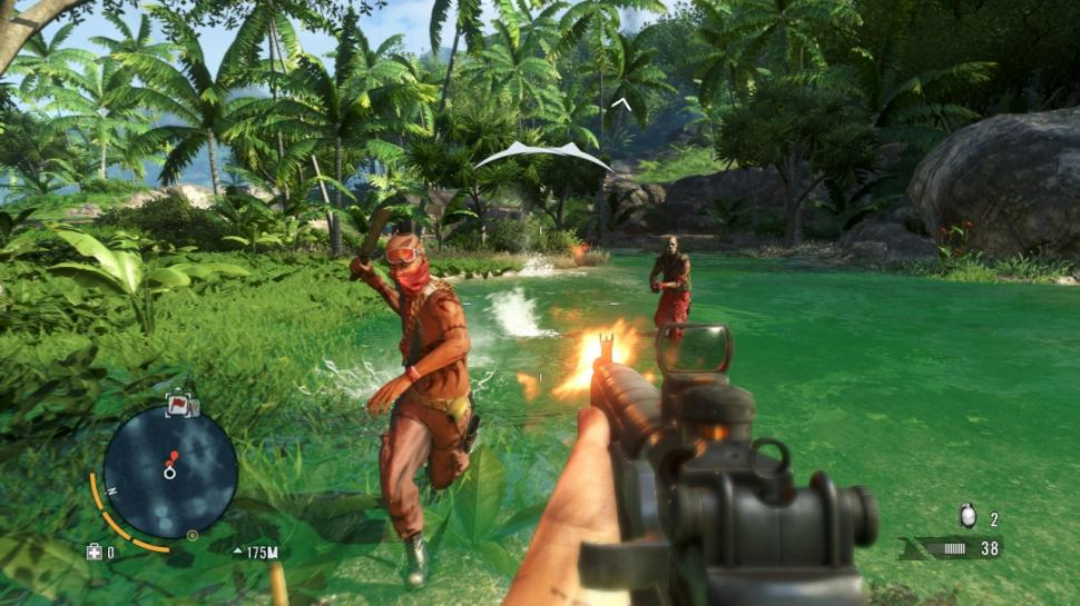 Far Cry 3 - Screenshots aus der Test-Session zum neuen Ubisoft-Shooter (1)
