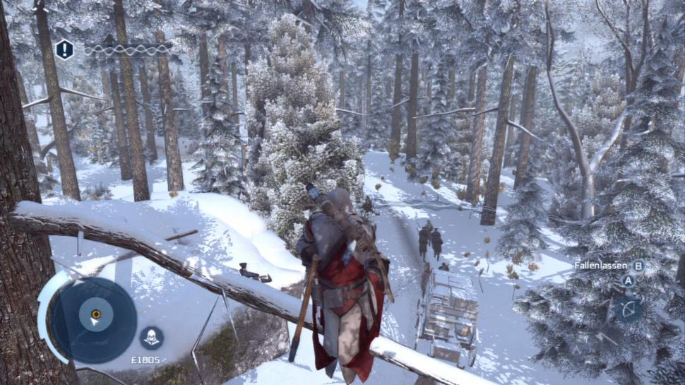Assassin's Creed 3 - Bilder aus dem neuen Action-Adventure (1)