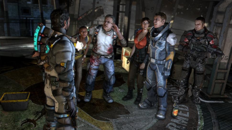 Dead Space 3 - Screemshots aus dem Action-Horror (1)