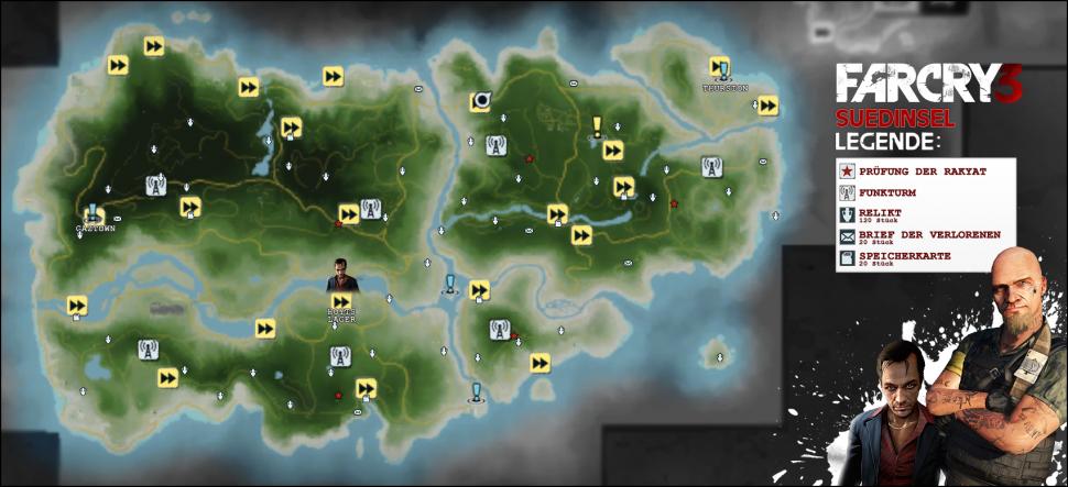 скачать карту для Far Cry 3 - фото 9