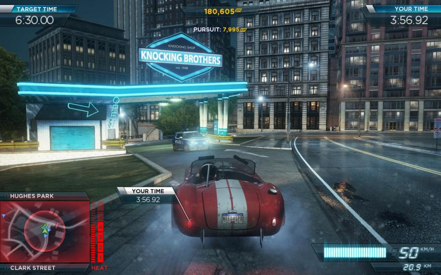Need for Speed: Most Wanted - Wir haben spektakuläre Bilder der PC-Version für euch. (1)
