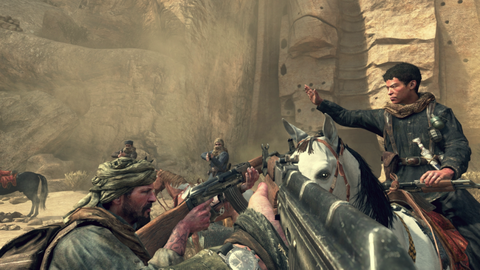 Der Uprising-DLC für Call of Duty: Black Ops 2 zeigt sich im neuen The Replacers-Trailer. (1)