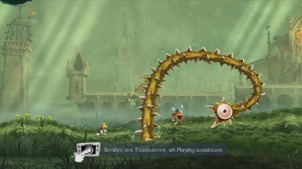 Rayman Legends: Wii U-Spiel läuft in nativen 1080p und 60 Frames pro ...