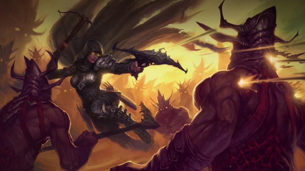 Diablo 3 Charaktere