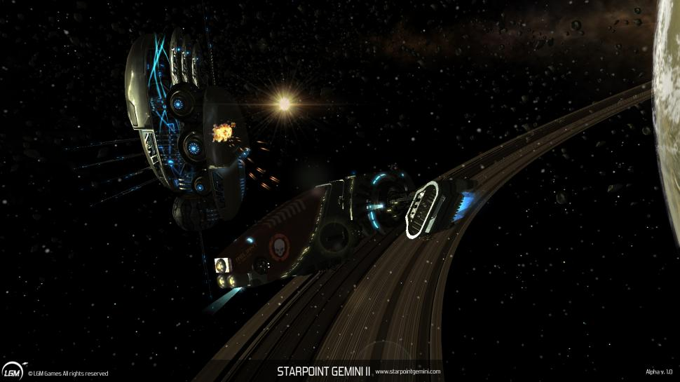 Starpoint Gemini 2: Erste Screenshots zur Open-World-Weltraumsimulation. (1)