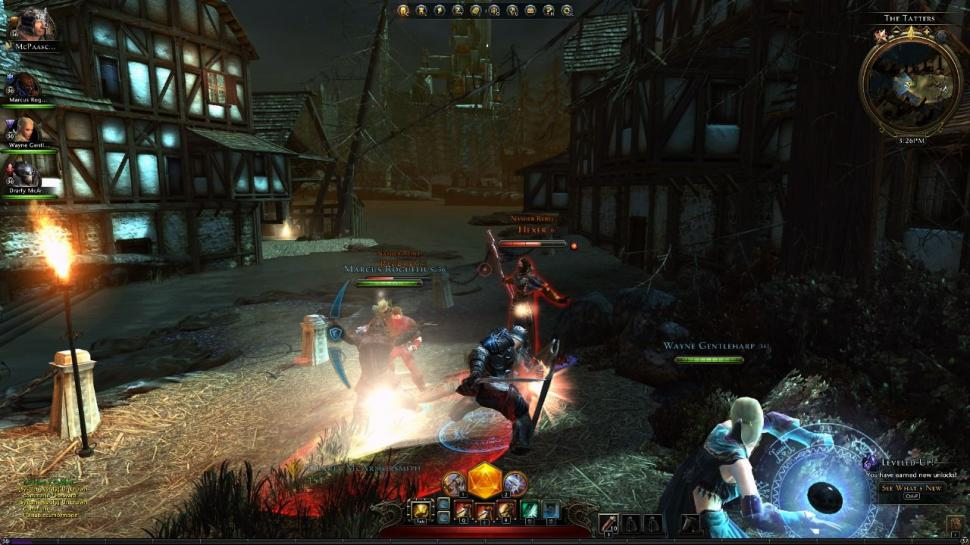 Neverwinter: Ein neuer Trailer stellt den Guardian Fighter vor. (1)