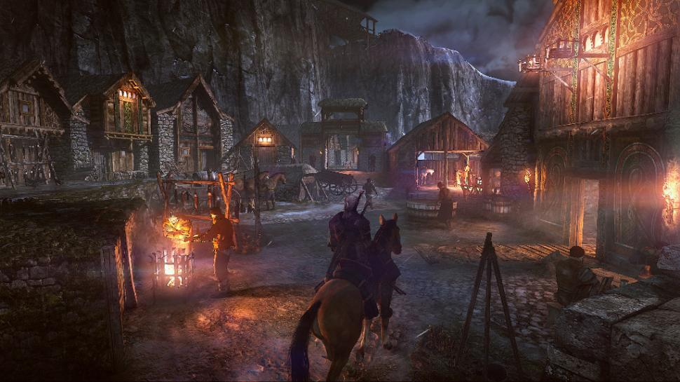 The Witcher 3: Mod HD Reworked Project 5 1 ist live