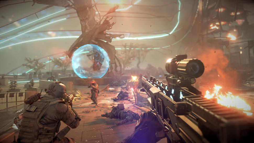 Killzone: Shadow Fall - Screenshots aus dem PS4-Spiel (1)