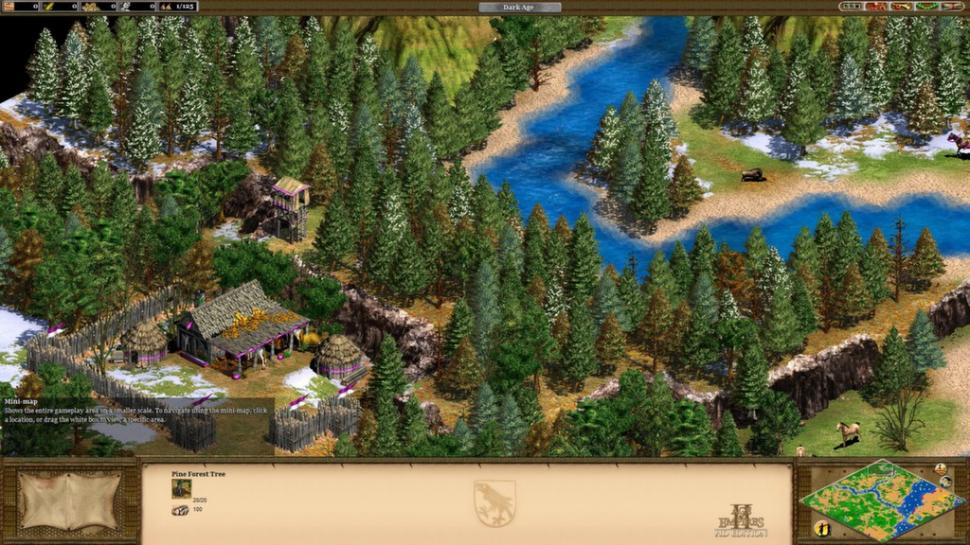 Age of Empires 2 HD bekommt ein Add-On. (1)