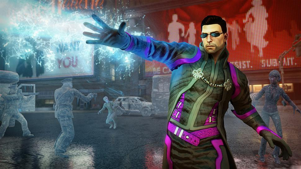 Neues Gameplay-Video zu Saints Row 4: Jim Boone von Volition geht auf die Features des Open-World-Actioners ein. (1)