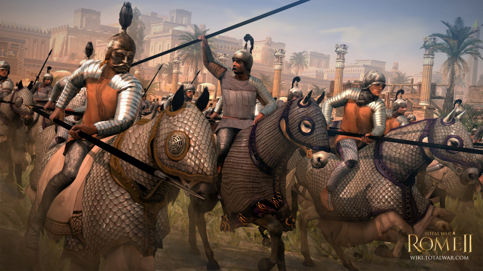 The Creative Assembly hat den krebskranken Fan James posthum in Total War: Rome 2 eingebaut. (1)