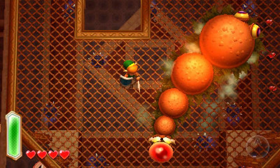 Zelda: A Link to the Past 2 - Nintendo 3DS-Spiel läuft mit 60 Frames ...