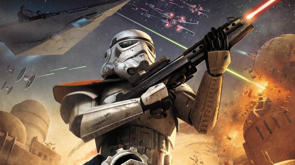 Star Wars: Battlefront steht zum Weihnachtsgeschäft 2015 in den Läden
