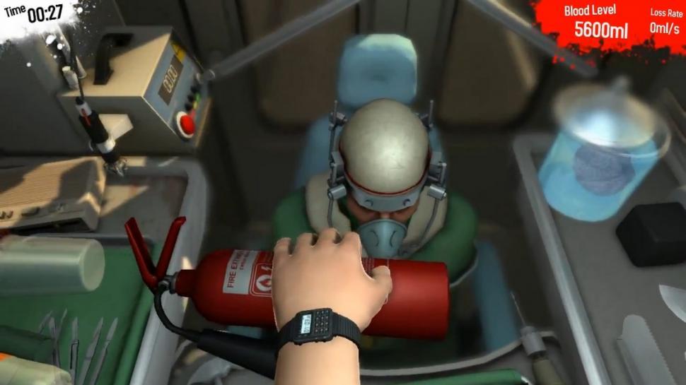 Surgeon Simulator: Gratis-DLC bringt Trump unters Messer