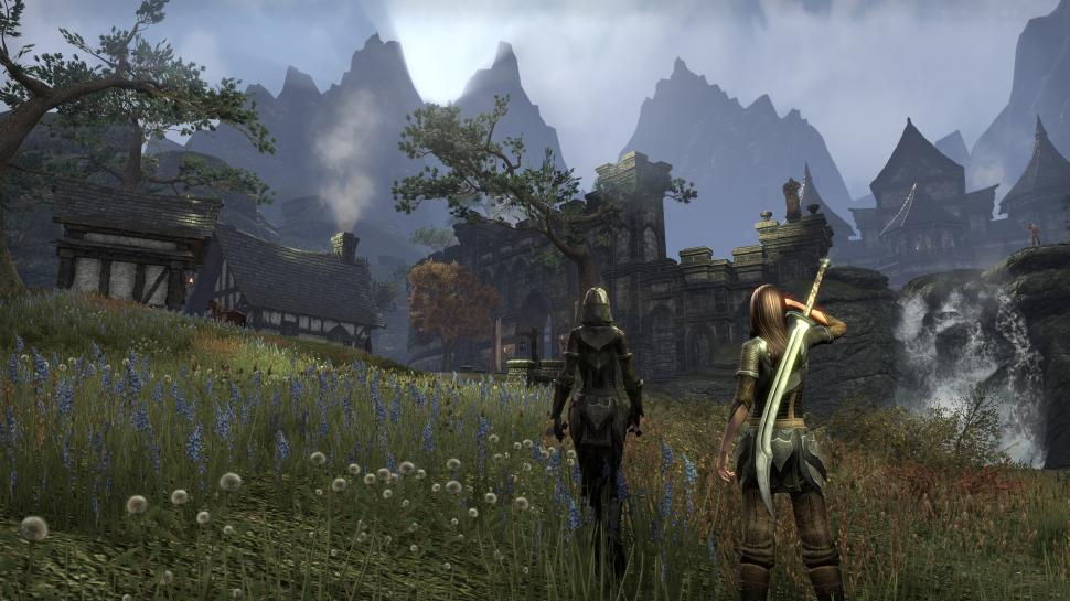 The Elder Scrolls Online: Creative Director Paul Sage im Live-Interview. (1)