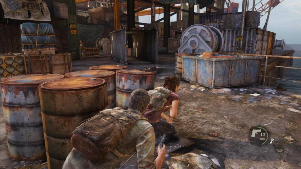 The Last of Us - Bilder aus dem Action-Spiel von Naughty Dog. (1)