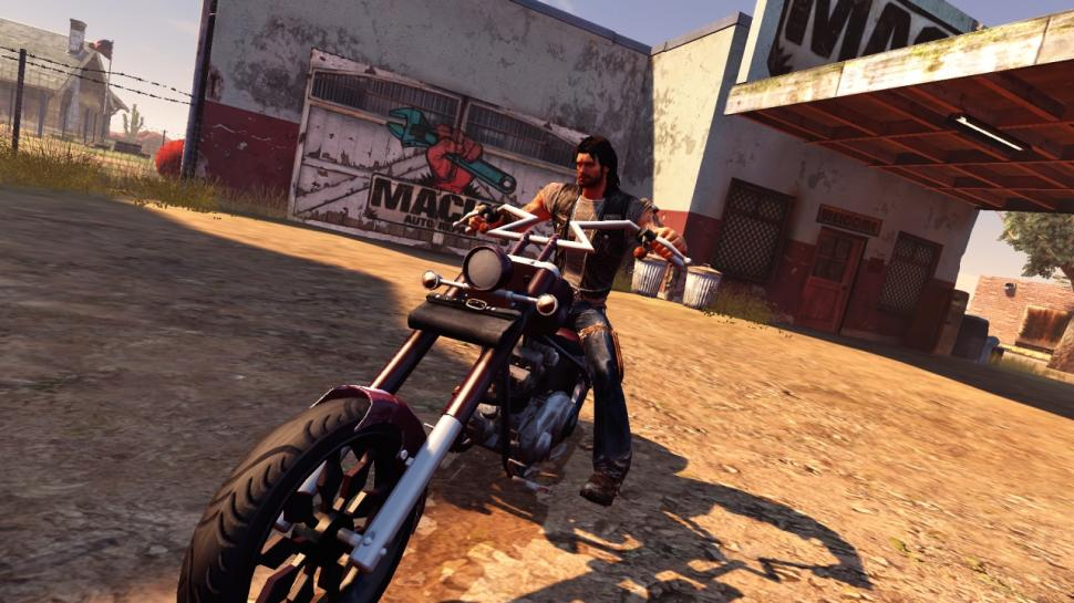 "Deep Silver zeigt im neuen Ride to Hell: Retribution - ""Built, Not Bought""-Trailer verschiedene Charaktere.  (1)"