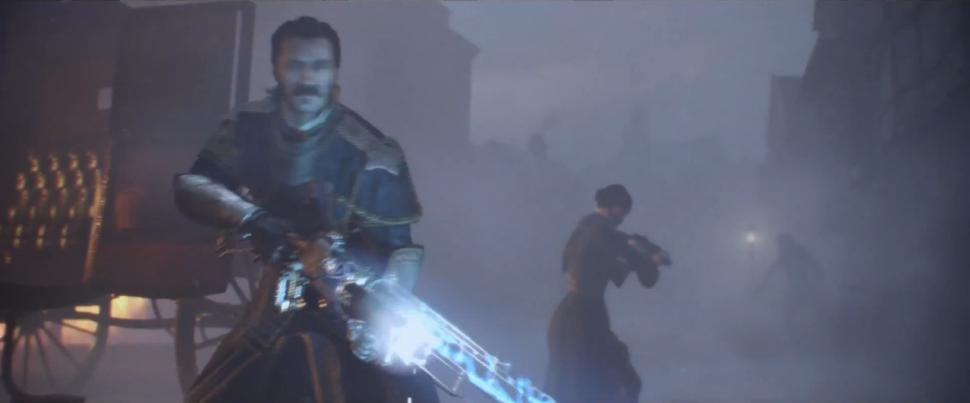 The Order: 1886 in der Gamescom-Vorschau. (1)